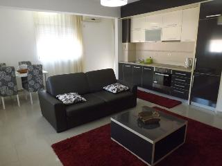Deluxe twobedroom apartment in centre of Budva