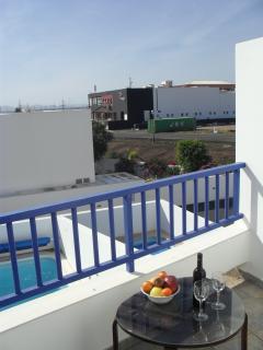 Vistas Balcón Dormitorio nº1