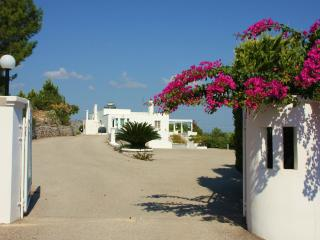 Big Villa with pool, quiet location, big garden, 3km from the beach