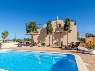 SANT BLAI VELL - Villa for 10 people in Campos