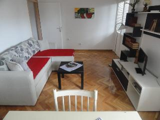 Nice two-bedroom apartment, Budva