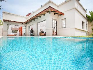 Spikey Purple Villa, Phuket, Thailand, Bang Tao Beach