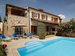 Villa Mia Lea with private swimming pool in Istria