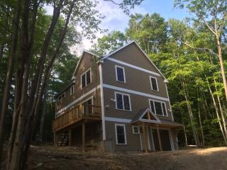 New-build, wooded retreat, North Conway