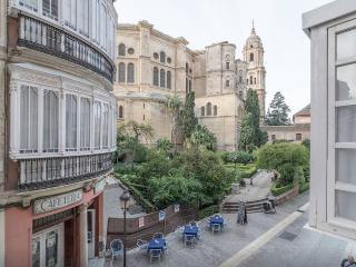 Bonito apartamento frente Catedral