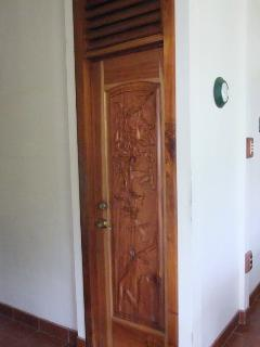Six Hand Carved doors