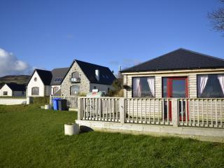 Rustic log cabin  Greencastle Co Donegal