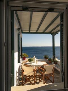 FRONT BEDROOM WINDOW VIEW
