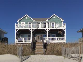 Oceanfront with Elevator, Holden Beach