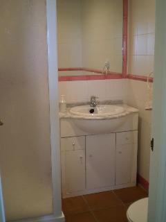 2º baño con placa de ducha