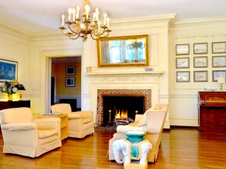 Huge private apt. in 1909 mansion + locale + views, Filadelfia