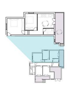 A2 Mihael(4+1): floor plan