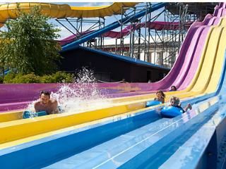 Bluegreen Odyssey Dells - Includes Mt Olympus Tix!