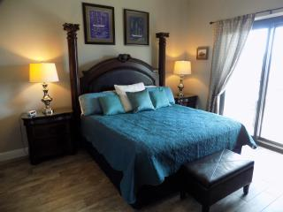 Master Bedroom with Attached Bayh, Cable TV, Ocean View