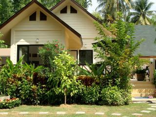Natien Beach Villa Koh Samui.