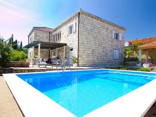 Paradise villa Dubrovnik with pool