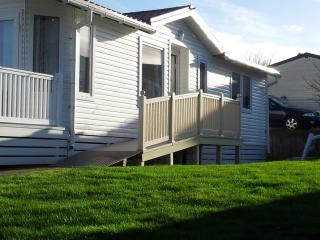 6Berth Superior Lodge -Double Glazing-Central Heating-Ramp.Child & Pet Friendly