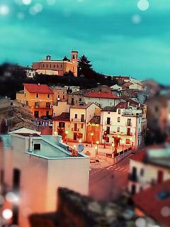 Filetto..borgo ai piedi della Majella..dove si trova la Terrazza d'Abruzzo, la nostra casa