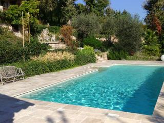 Charming country villa with pool, Le Tignet