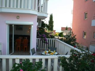 Spacious Seaview Apt, 200m to beach, Seget Vranjica