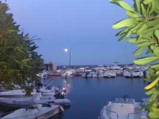 maison au bord de mer, Santa-Severa
