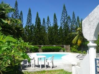 Villa des palmiers Blue Bay