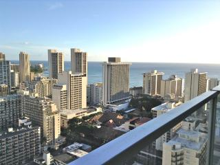 #3815 - High floor-Ocean, Diamond Head   mtn views, Honolulu