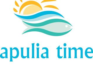 Logo B&b Apulia time