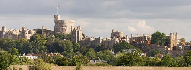 Windsor Castle - The largest & oldest inhabited castle in the World.