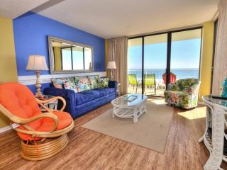Beautiful Ocean Front Condo, North Myrtle Beach