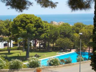 Tamariu, Costa Brava: 8 person sea view villa
