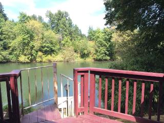 Large Private Riverfront Property