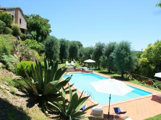 Podere Agrituristico Luchiano with pool - Apartment Foresteria