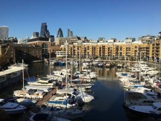 St Katharine Dock - Studio, London