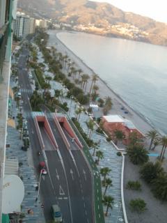 Vista Panorámica de Playa Velilla
