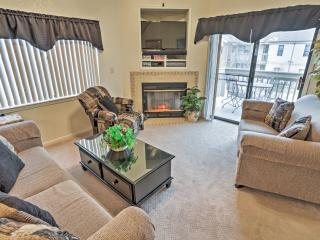 Inviting 3BR Branson Condo w/Wifi, Private Balcony & Wonderful Community