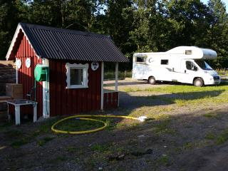 Camping Car place in an american guest ranch!, Sloinge