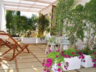 Villa Anna room verde con giardino
