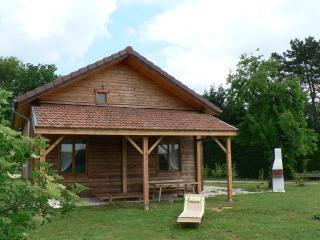 'Madriage' maison en bois, Vaux-sous-Aubigny