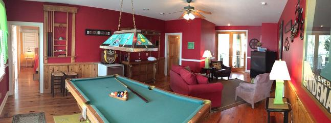 1st fl Billiard/Sitting Room