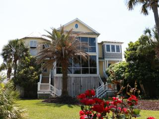 100 Ocean Blvd on Isle of Palms ~ Ocean Front, Private Pool, Beautiful Views