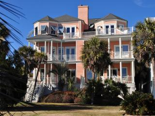 Oceanfront in Wild Dunes with Viewing Porches, Pool Access and Sports Card!