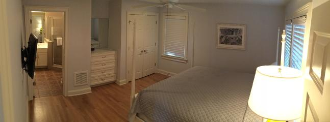 1st fl Guest Bedroom with King