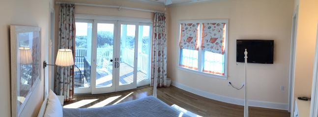 2nd fl Master Bedroom, King bed