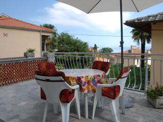 Apartment Bozic in Opatija for 4 persons with great terrace and sea view