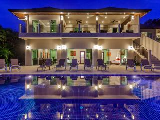 Spectacular 7 Bedroom Nai Harn Beach Villa