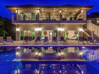 Spectacular 7 Bedroom Nai Harn Beach Villa
