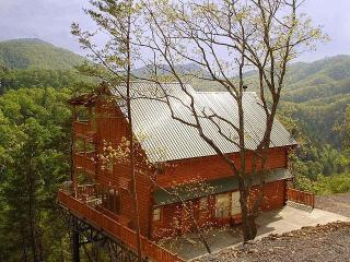 Deja View - 3 Bedroom Cabin with Amazing Views, Pigeon Forge