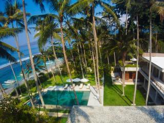 Gita Segara 2 Bed room beach front Villa