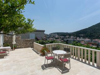 Apartments Lucija - One Bedroom Apartment with Terrace